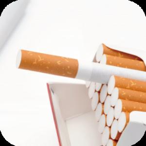 喫煙による口内炎