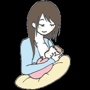 しっかり母乳を飲ませてあげて、生まれたころから「食」の楽しみを感じさせてあげてください