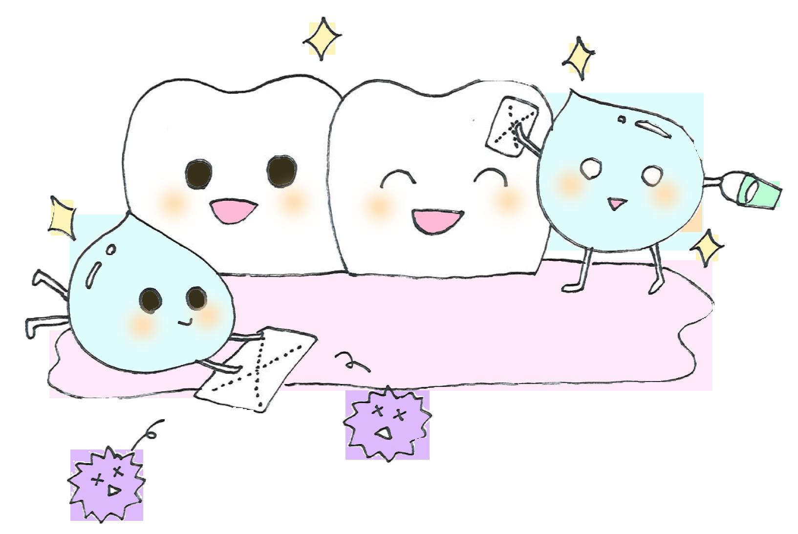 歯を強くするキシリトール